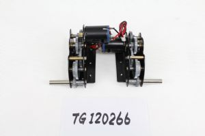Taigen High/Low, 4:1, 58mm Zinc Alloy Gearboxes